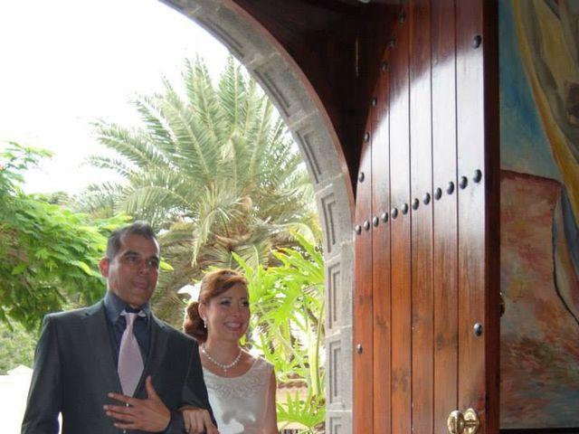 La boda de Marilyn y Angel en Las Palmas De Gran Canaria, Las Palmas 5