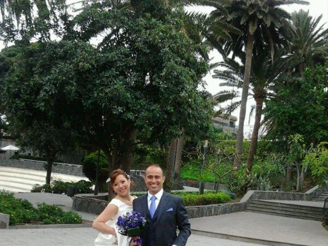 La boda de Marilyn y Angel en Las Palmas De Gran Canaria, Las Palmas 2