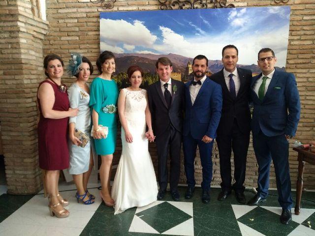 La boda de Gema y José David en Villardompardo, Jaén 1