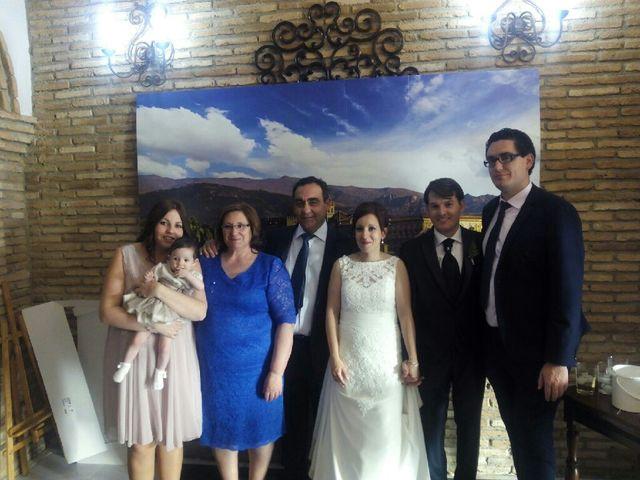 La boda de Gema y José David en Villardompardo, Jaén 4