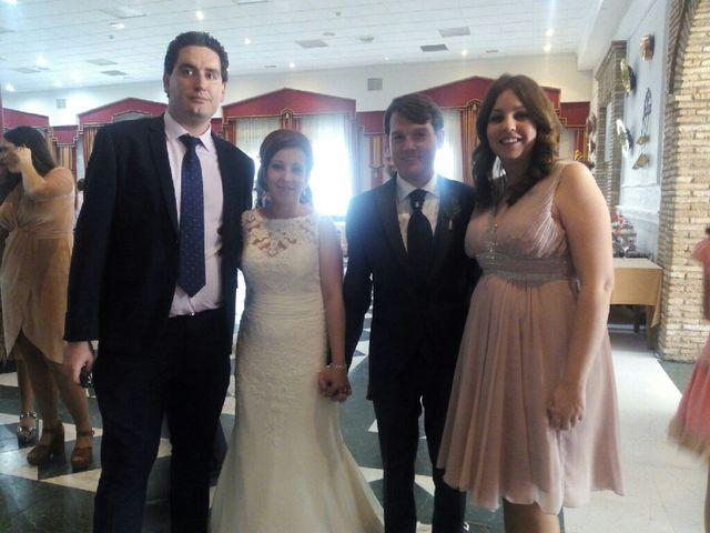 La boda de Gema y José David en Villardompardo, Jaén 5