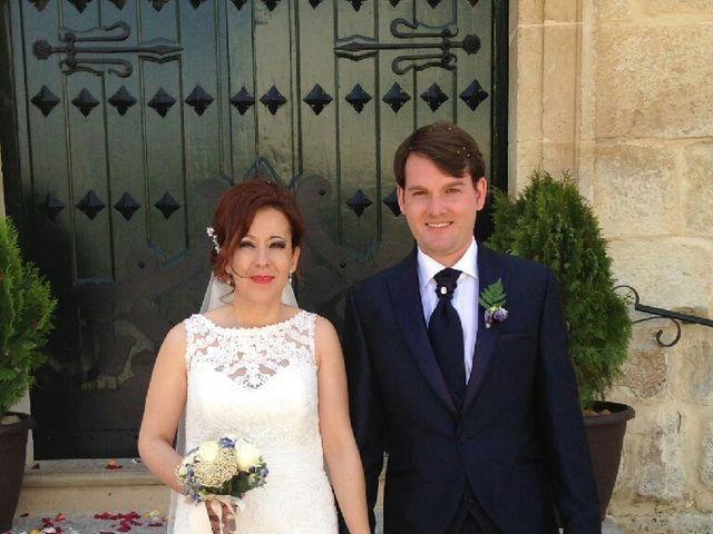 La boda de Gema y José David en Villardompardo, Jaén 2