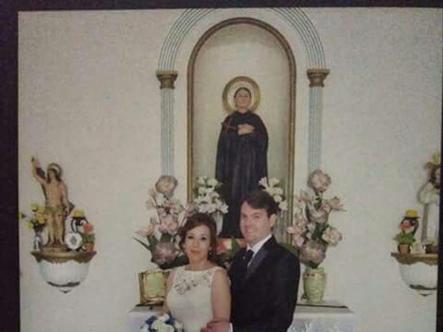 La boda de Gema y José David en Villardompardo, Jaén 8