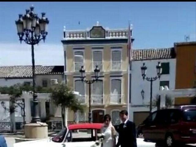 La boda de Gema y José David en Villardompardo, Jaén 10
