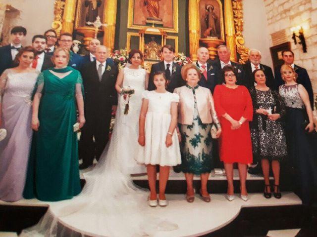 La boda de Gema y José David en Villardompardo, Jaén 12