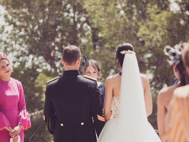 La boda de Alberto y Jessica en Polop, Alicante 1