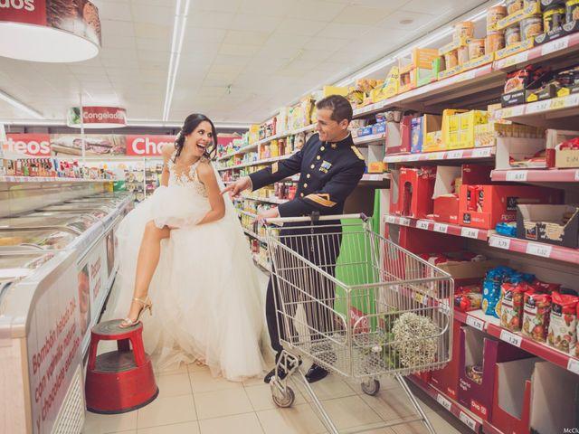 La boda de Alberto y Jessica en Polop, Alicante 2