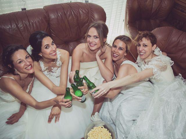 La boda de Alberto y Jessica en Polop, Alicante 6