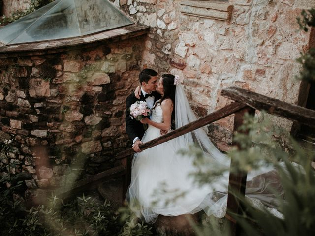 La boda de Jeremies y Sharon en Canet D'adri, Girona 1