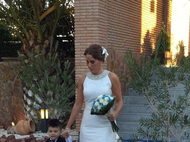 La boda de Toni y Jacque en Jaén, Jaén 3