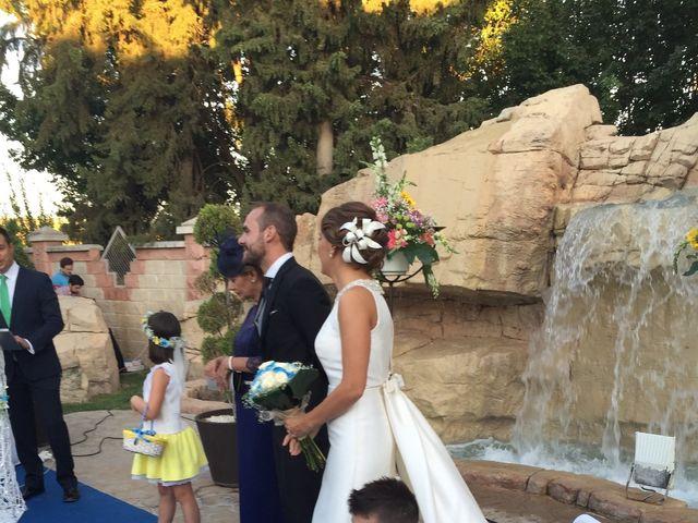 La boda de Toni y Jacque en Jaén, Jaén 1