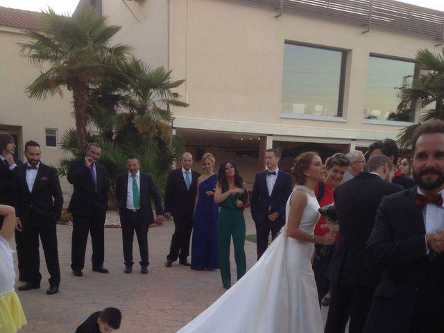 La boda de Toni y Jacque en Jaén, Jaén 4