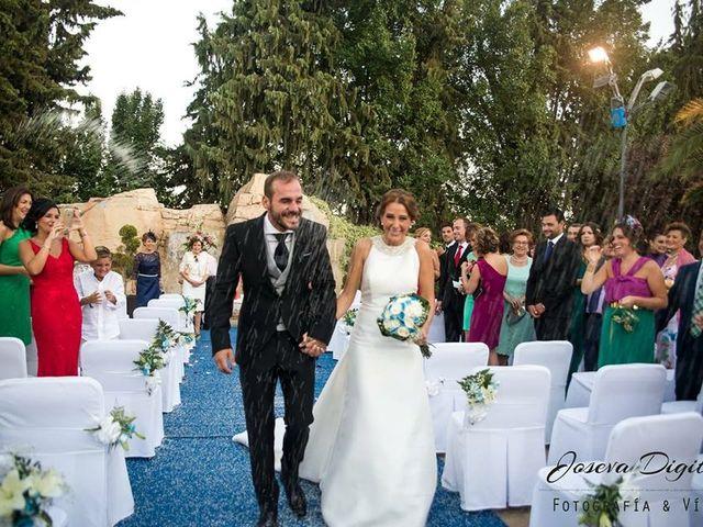La boda de Toni y Jacque en Jaén, Jaén 8