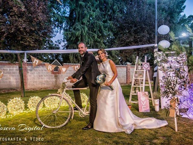 La boda de Toni y Jacque en Jaén, Jaén 10