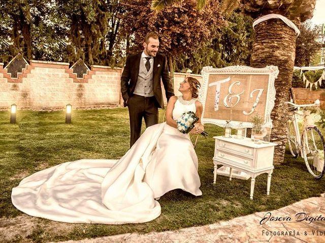 La boda de Toni y Jacque en Jaén, Jaén 11