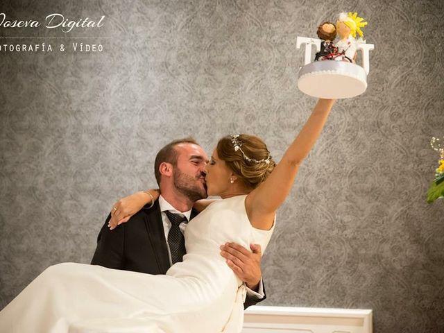 La boda de Toni y Jacque en Jaén, Jaén 12