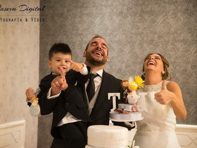 La boda de Toni y Jacque en Jaén, Jaén 13