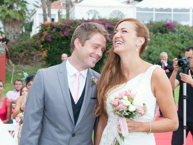 La boda de Samuel y Yurena en Santa Brigida, Las Palmas 4