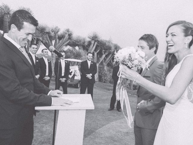 La boda de Samuel y Yurena en Santa Brigida, Las Palmas 6
