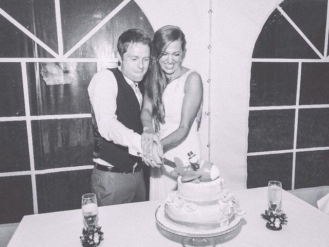 La boda de Samuel y Yurena en Santa Brigida, Las Palmas 9