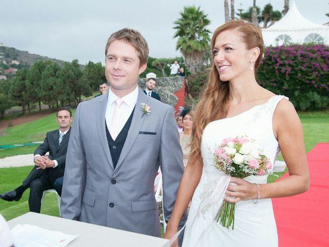 La boda de Samuel y Yurena en Santa Brigida, Las Palmas 13
