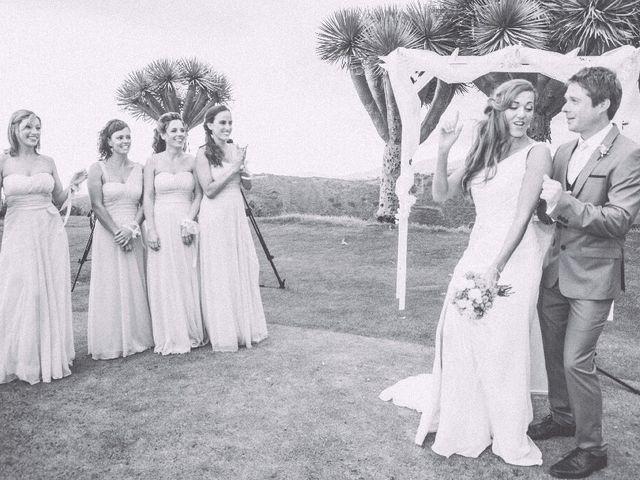 La boda de Samuel y Yurena en Santa Brigida, Las Palmas 15
