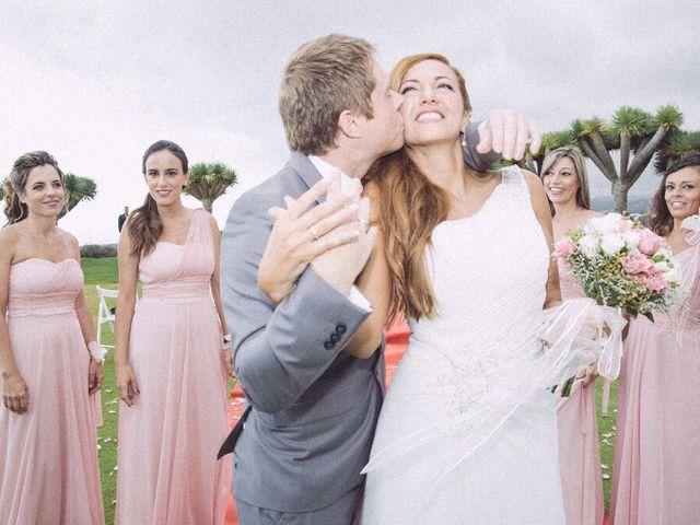 La boda de Samuel y Yurena en Santa Brigida, Las Palmas 17