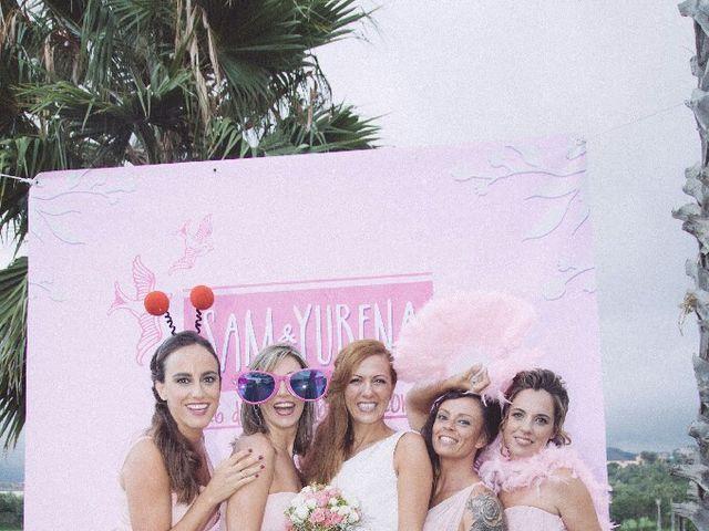 La boda de Samuel y Yurena en Santa Brigida, Las Palmas 18