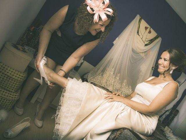 La boda de Joaquin y Cristina en Jerez De La Frontera, Cádiz 1