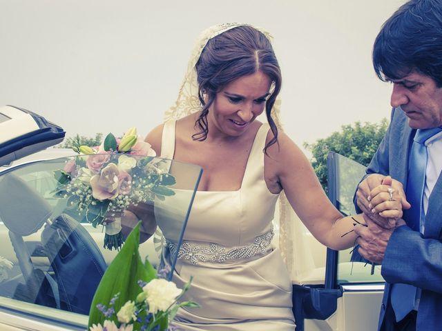 La boda de Joaquin y Cristina en Jerez De La Frontera, Cádiz 15