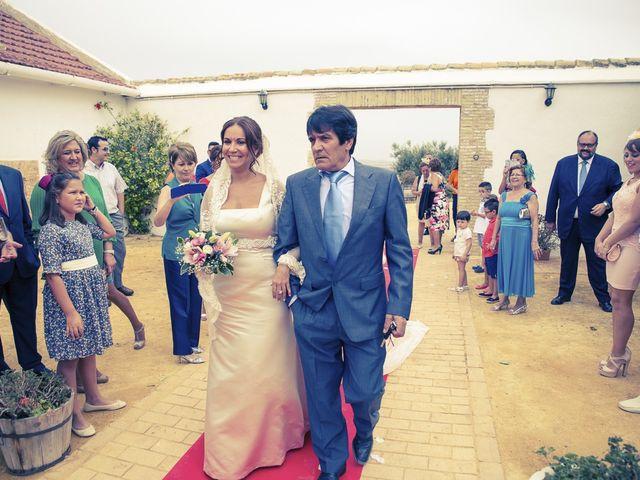 La boda de Joaquin y Cristina en Jerez De La Frontera, Cádiz 16