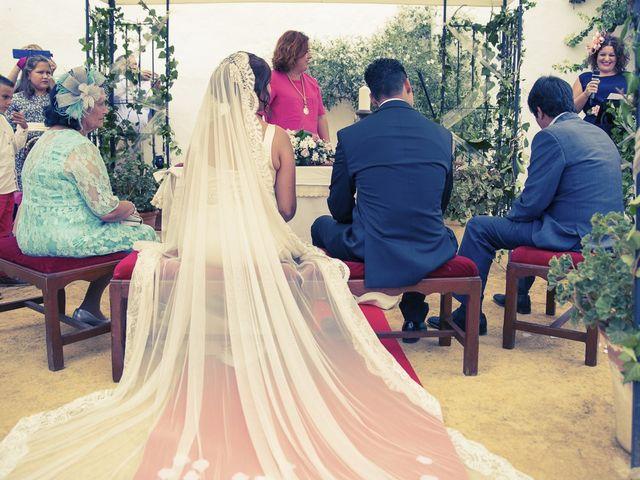La boda de Joaquin y Cristina en Jerez De La Frontera, Cádiz 17