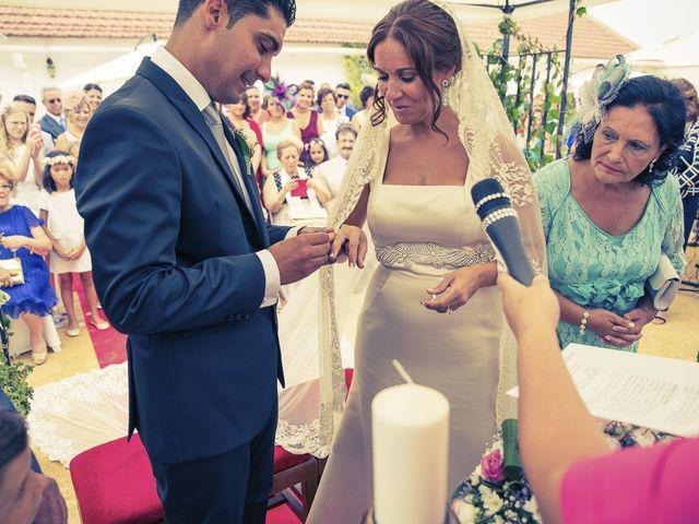 La boda de Joaquin y Cristina en Jerez De La Frontera, Cádiz 18