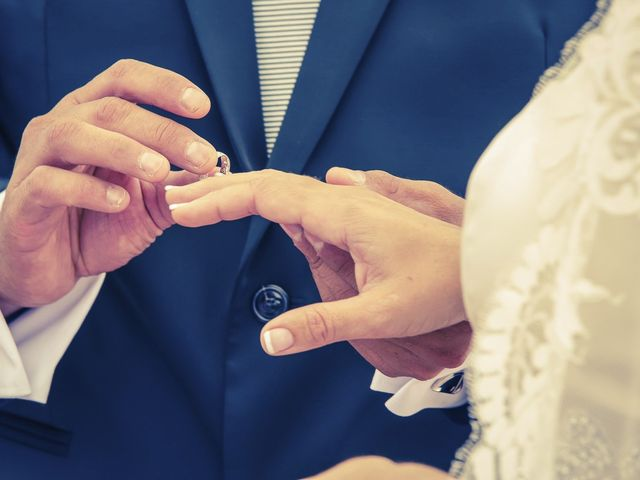 La boda de Joaquin y Cristina en Jerez De La Frontera, Cádiz 19