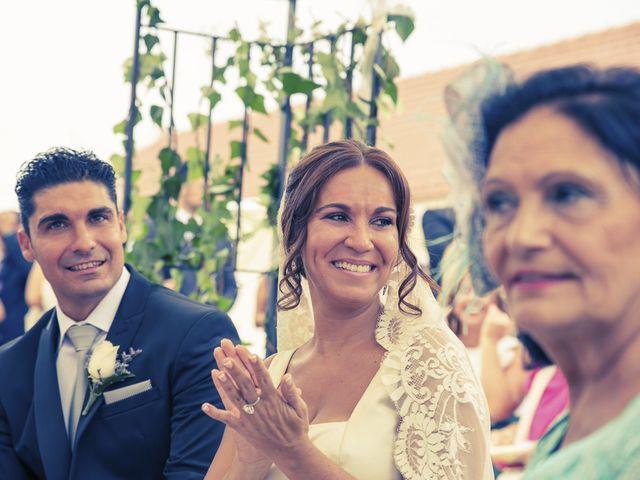La boda de Joaquin y Cristina en Jerez De La Frontera, Cádiz 21
