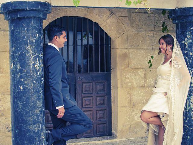 La boda de Joaquin y Cristina en Jerez De La Frontera, Cádiz 2