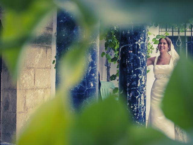 La boda de Joaquin y Cristina en Jerez De La Frontera, Cádiz 23