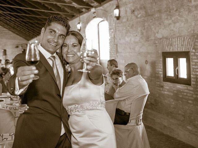 La boda de Joaquin y Cristina en Jerez De La Frontera, Cádiz 25