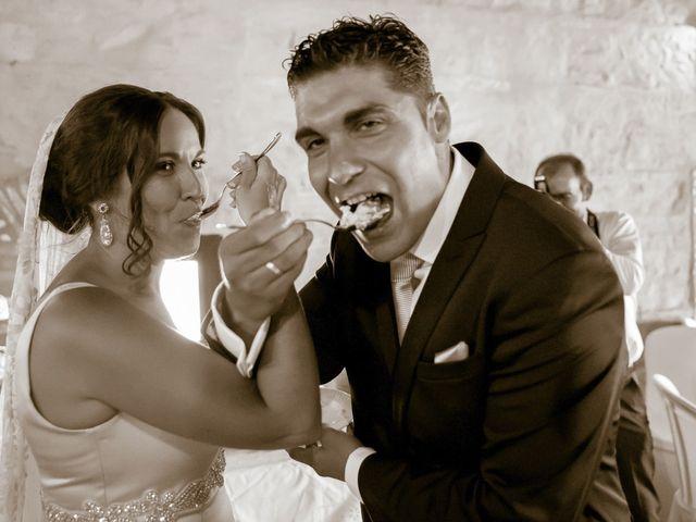 La boda de Joaquin y Cristina en Jerez De La Frontera, Cádiz 27