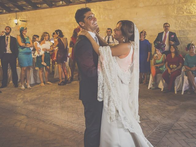 La boda de Joaquin y Cristina en Jerez De La Frontera, Cádiz 31