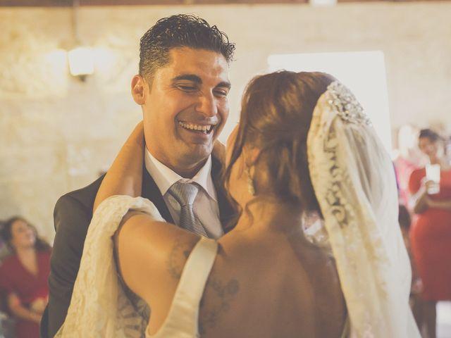 La boda de Joaquin y Cristina en Jerez De La Frontera, Cádiz 33