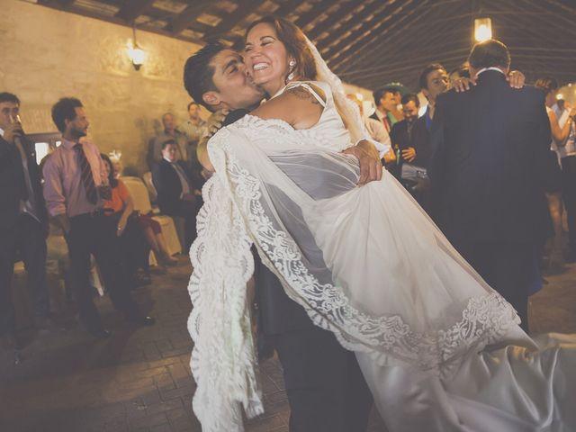 La boda de Joaquin y Cristina en Jerez De La Frontera, Cádiz 34