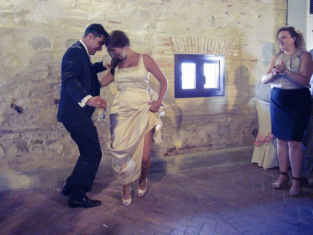 La boda de Joaquin y Cristina en Jerez De La Frontera, Cádiz 37