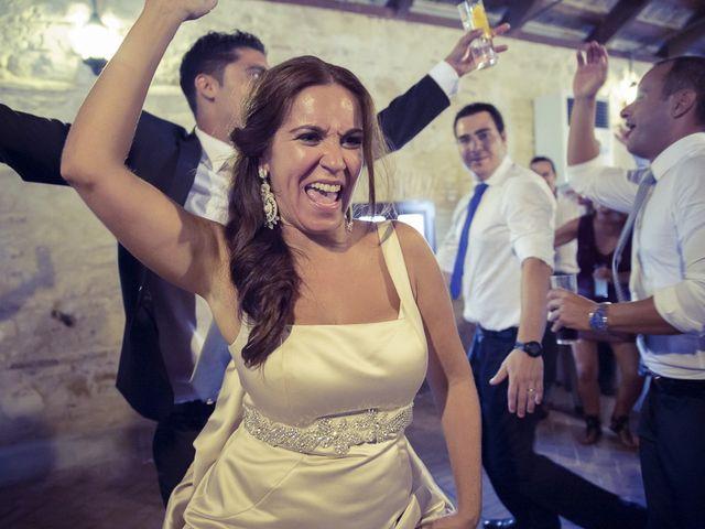La boda de Joaquin y Cristina en Jerez De La Frontera, Cádiz 38