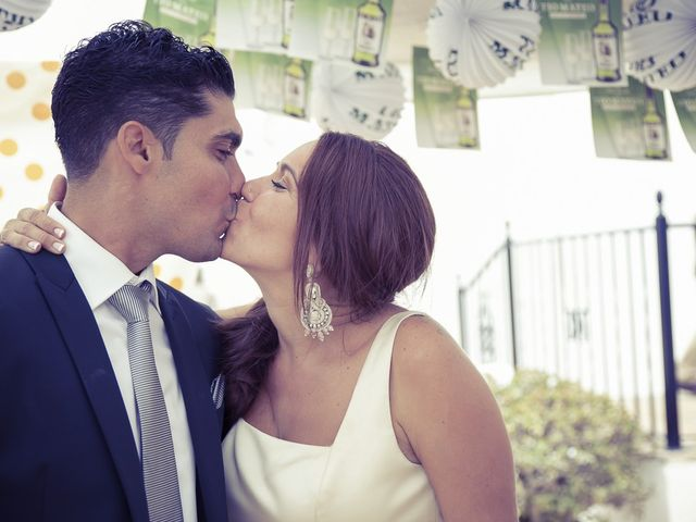 La boda de Joaquin y Cristina en Jerez De La Frontera, Cádiz 39
