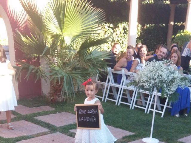 La boda de Antonio y Carmen en Granada, Granada 7
