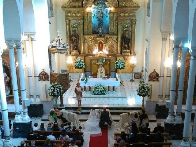 La boda de Nacho  y María del Mar  en Almería, Almería 1