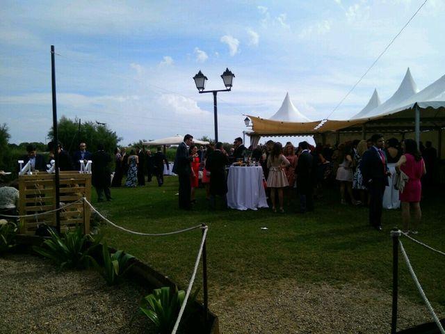 La boda de Nacho  y María del Mar  en Almería, Almería 6