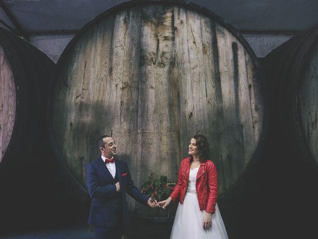 La boda de María y Juan