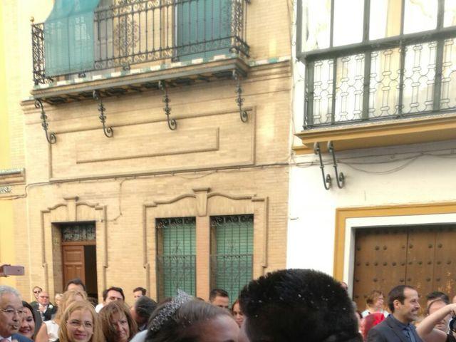 La boda de Juan Ruiz y Cristina  en Sevilla, Sevilla 8